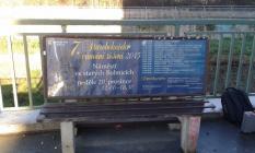 Lavička č.117